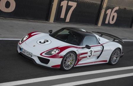 Pues no es para tanto lo del Porsche 918, dicen. Rueda por Twitter (11)