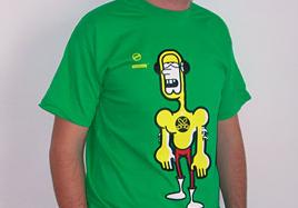 Camiseta en edición limitadísima