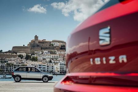 Seat Ibiza Evolucion En 30 Anos 11