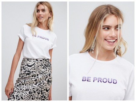 Camiseta Be Proud