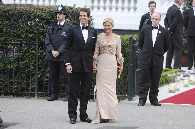Foto de Todas las asistentes a la cena de gala de la boda del príncipe Guillermo y Kate Middleton (10/19)