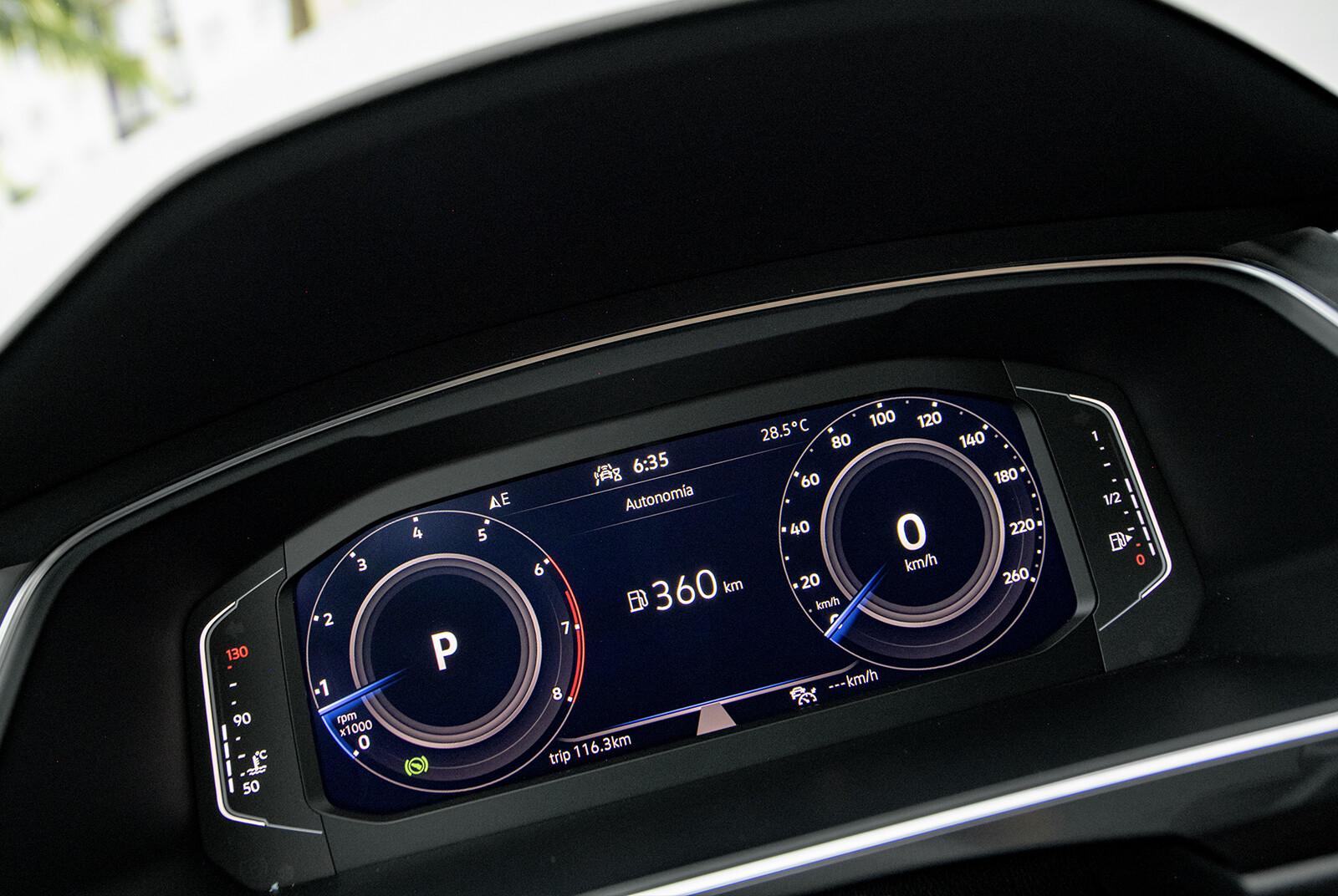 Foto de Volkswagen Tiguan 2022 (lanzamiento) (18/22)