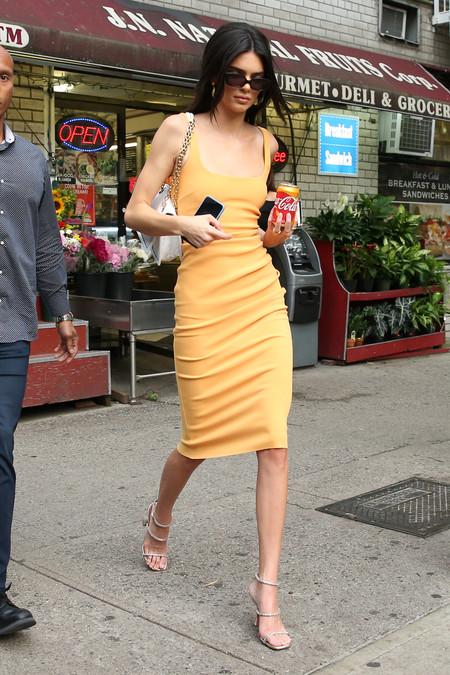 Amina Muaddi Zapatos Celebrities Kendall Jenner 01