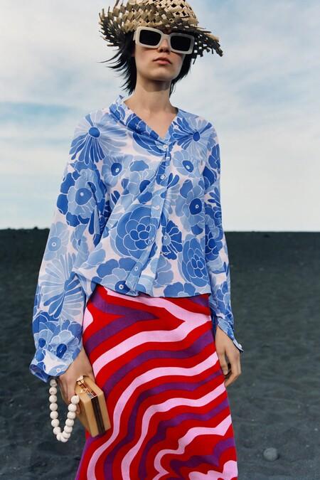 Zara Verano Print Sesenta 2021 13