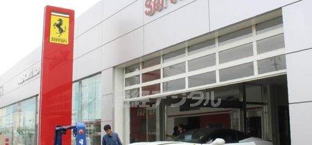 Dolorpasión™: Un huracán en Japón dañó 51 Ferrari en una agencia