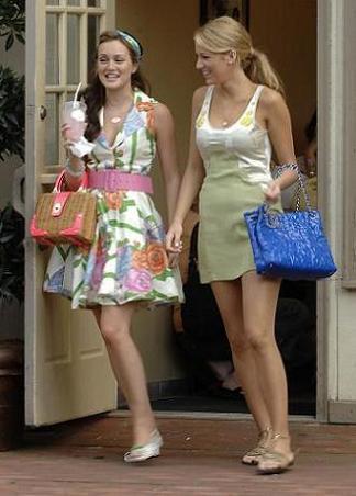 Más imágenes de Gossip Girl: Blair y Serena, un verano perfecto