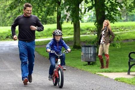 Jyrobike presenta un sistema de control del equilibrio de la bicicleta