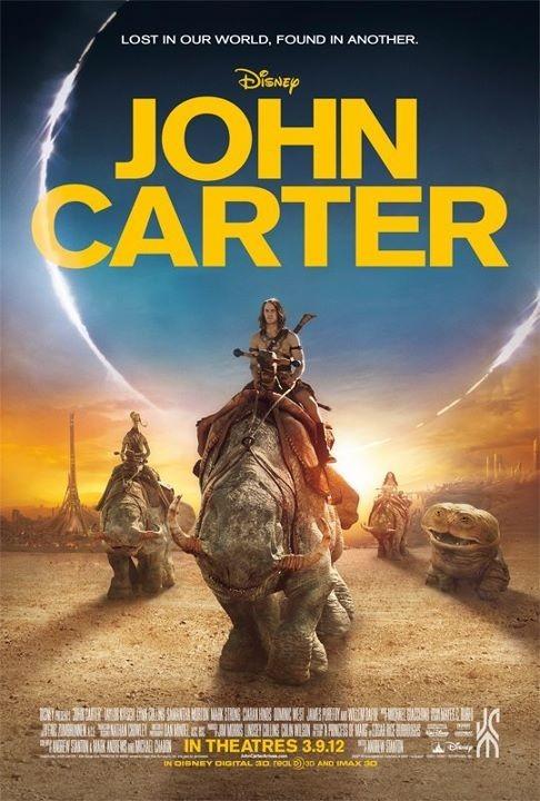 Foto de 'John Carter', los carteles de la película (3/10)