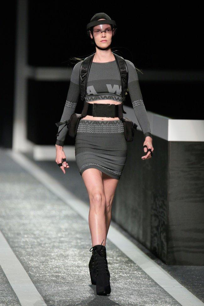 Alexander Wang x H&M desfile