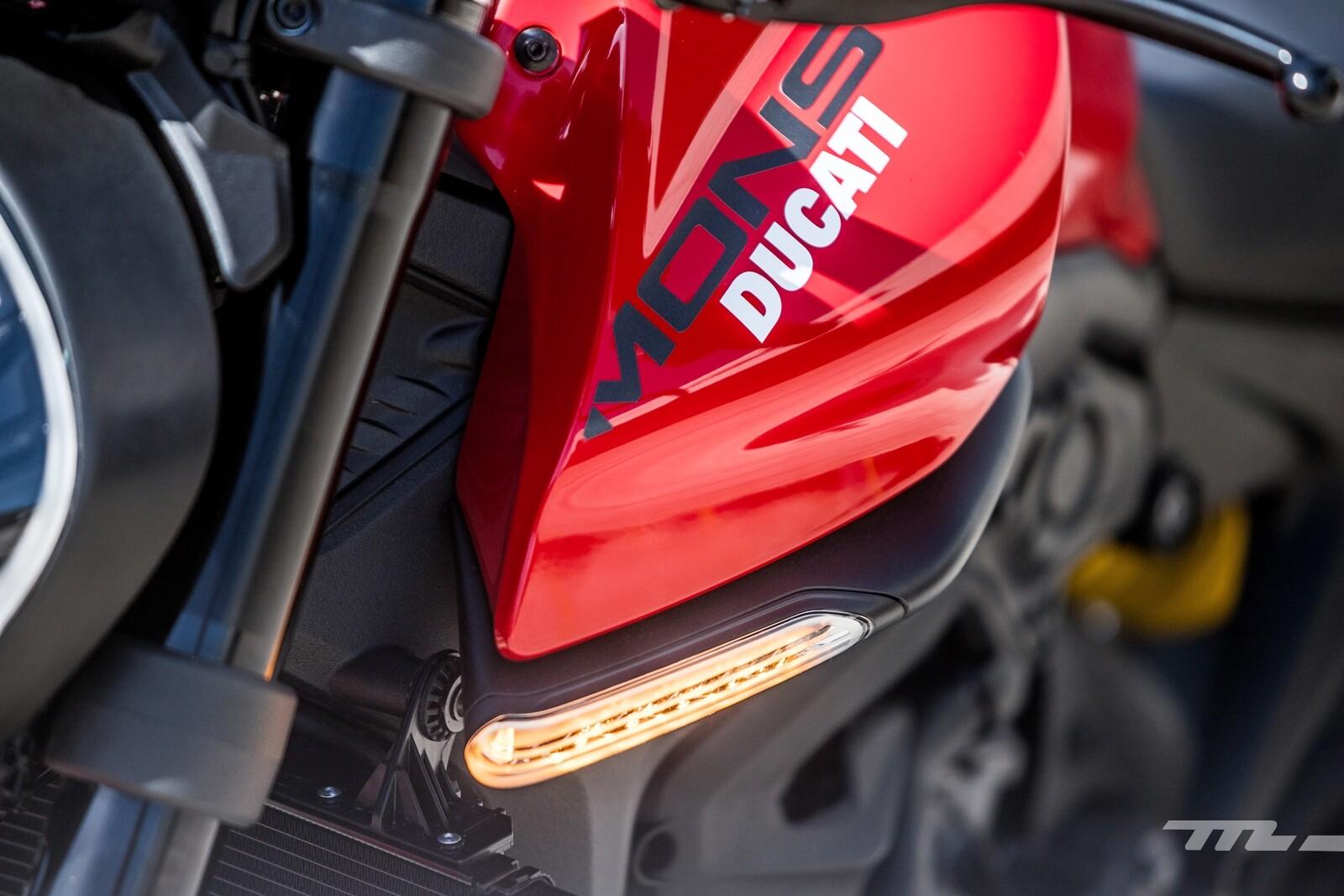 Foto de Ducati Monster 2021, prueba (18/38)