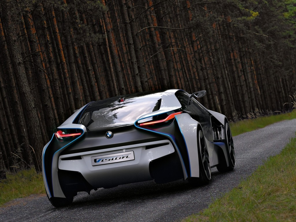 Foto de BMW Vision EfficientDynamics 2009 (77/92)