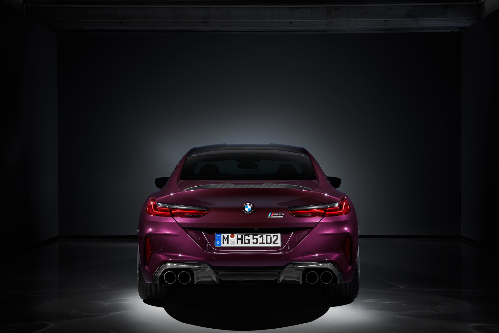 Foto de BMW M8 Gran Coupé 2020 (72/89)
