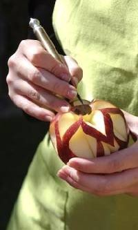 FrutArt, Arte con frutas
