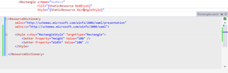 Xaml Peek Definition