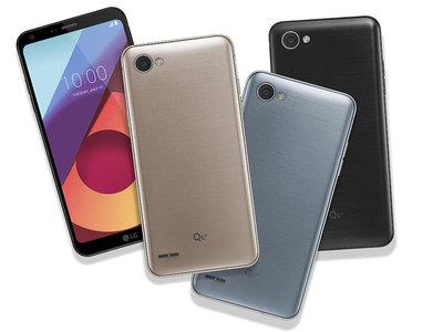 LG Q6 ya está aquí, en esto se diferencia del LG G6