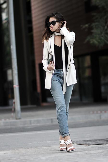 Zara Blazer Pajama