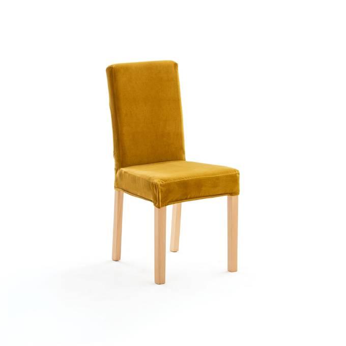 Funda para silla de terciopelo DOMME
