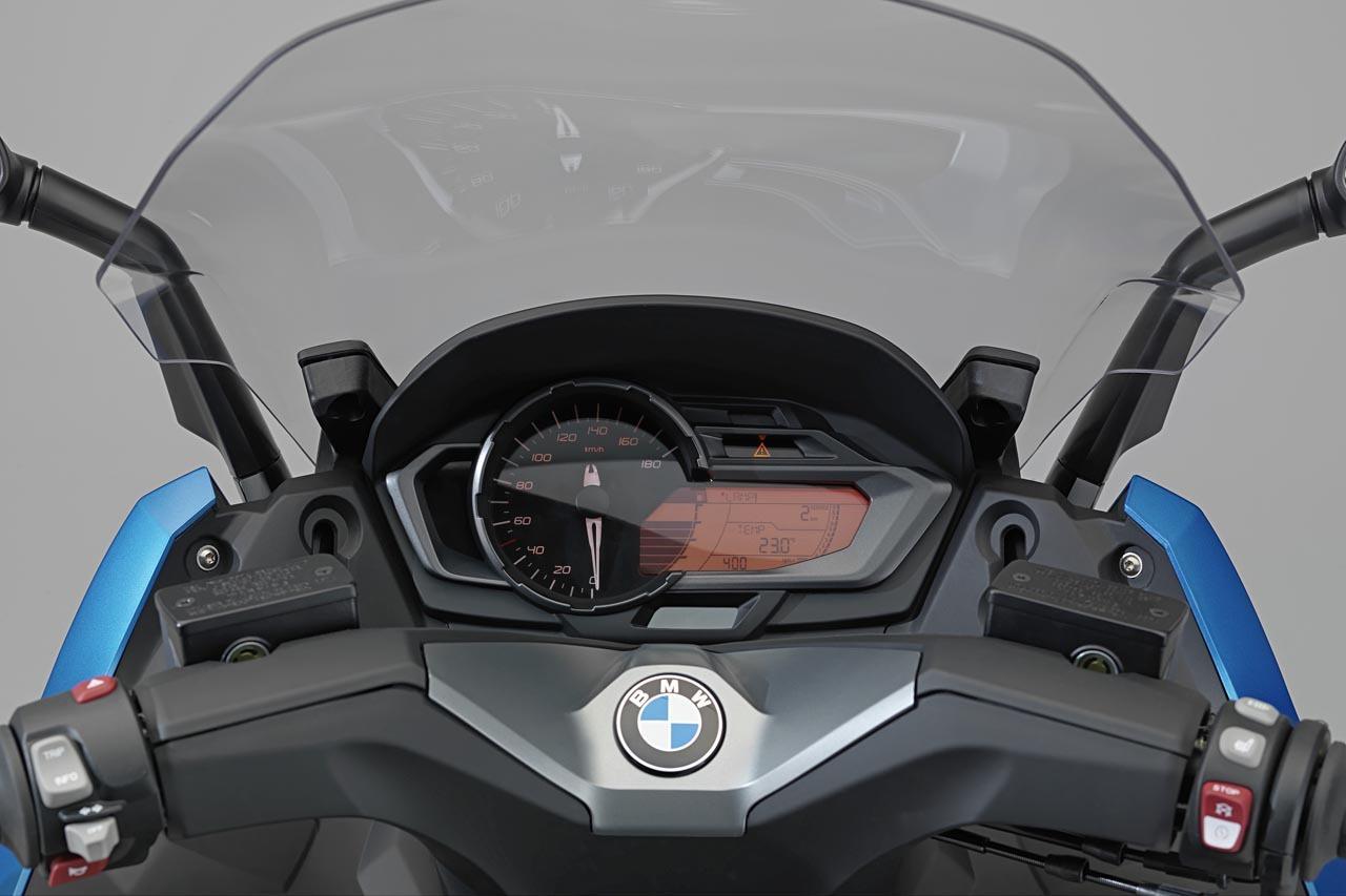 Foto de BMW C 650 GT y BMW C 600 Sport, detalles (1/38)