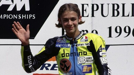 Rossi Brno 125cc 1996