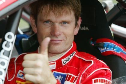 Marcus Gronholm podría volver al Mundial de Rallyes