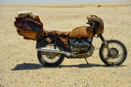 Otra nómada, otra BMW