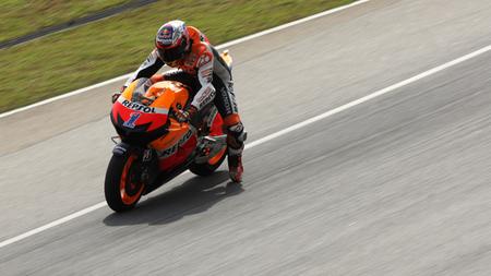 Segundo día en Malasia: manda Casey Stoner y Héctor Barberá se convierte en la mejor Ducati