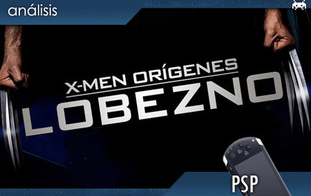 'X-Men Orígenes: Lobezno' para PSP. Análisis