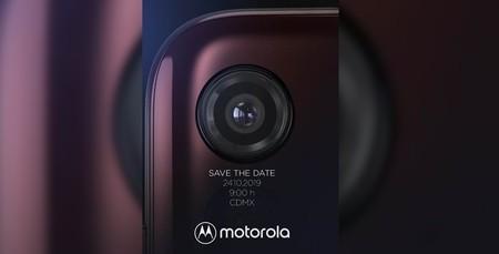 Motorola G8 Invite