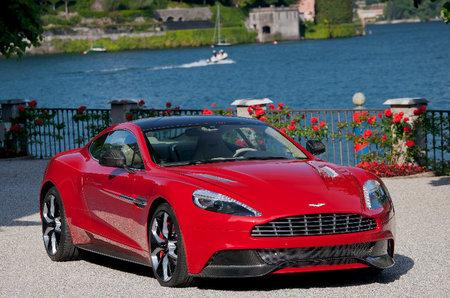Aston Martin Project AM 310, buscando el camino hacia el DBS