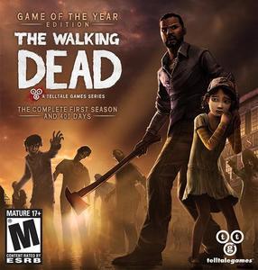 The Walking Dead GOTY podría llegar a PS4