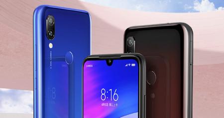 Xiaomi confirma la fecha de presentación del Redmi 7 con un cartel oficial que nos muestra su diseño definitivo