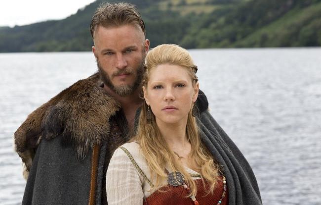 Imagen de la serie 'Vikings'