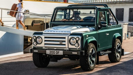 Land Rover Defender by Overfinch