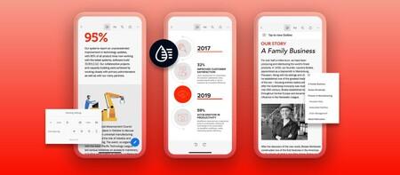 """Adobe quiere mejorar los PDF de siempre con un nuevo """"modo líquido"""" que hará los documentos más fáciles de leer según la pantalla"""