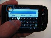 BlackBerry Slider 9800, nuevas imágenes confirman la pantalla táctil
