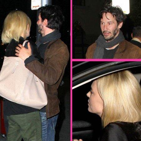 Charlize Theron y Keanu Reeves están liados ¡Qué fuerte!