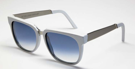 Gafas de sol de Elton John para Super