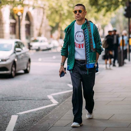 El Mejor Street Style De La Semana Llega De La Mano De La London Fashion Week Men S 08