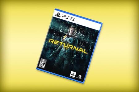 'Returnal' de oferta en Amazon México: el nuevo exclusivo de PS5 en su precio más bajo a la fecha y se paga hasta que se envía