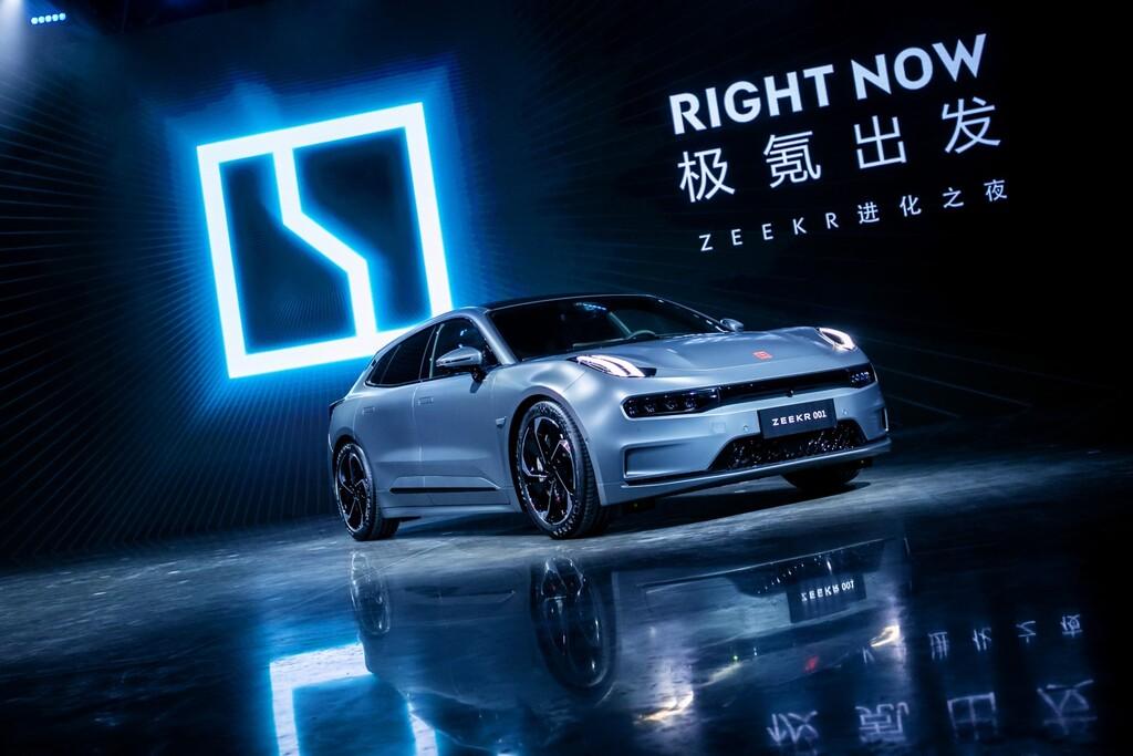 El Zeekr 001 es un nuevo coche eléctrico chino del gigante Geely: 536 CV y gran autonomía para luchar con el Tesla Model S