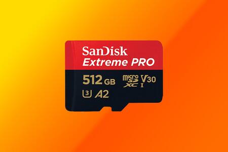 Sandisk Extreme Pro 512 Gb