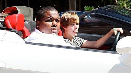 Pedazo de coche tiene Justin Bieber