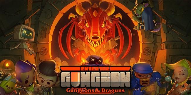 Enter The Gungeon Dlc