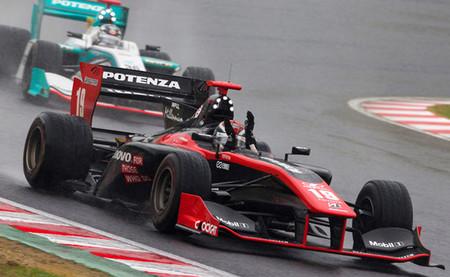 João Paulo de Oliveira Suzuka Super Fórmula 2014