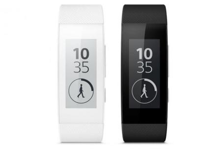Wearables Sony SmartBand Talk