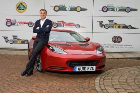 Lotus Cars no descarta la presencia de Jean Alesi en las 24 horas de Le Mans