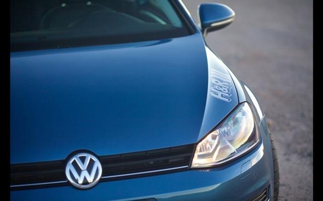 Foto de H&R Volkswagen Golf 2015 (3/10)
