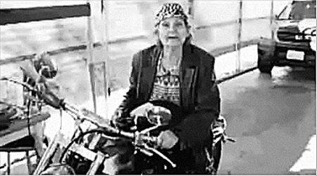 Reflexiones de la abuela motera