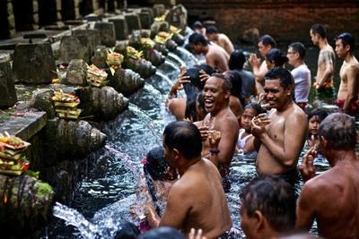 Compañeros de ruta: de Bali a Galápagos con escalas en Myanmar y Guatemala
