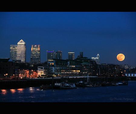 Superluna Londres